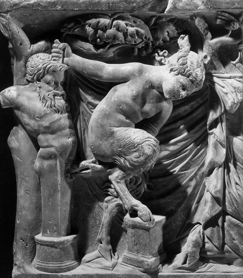 Приап, греч. — сын бога вина Диониса и богини любви Афродиты, бог плодородия.