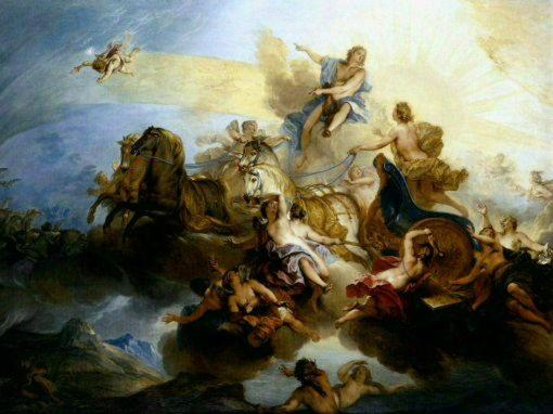 Мероп (Меропс), царь эфиопов, женатый на неверной океаниде Климене, и прорицатель из Малой Азии