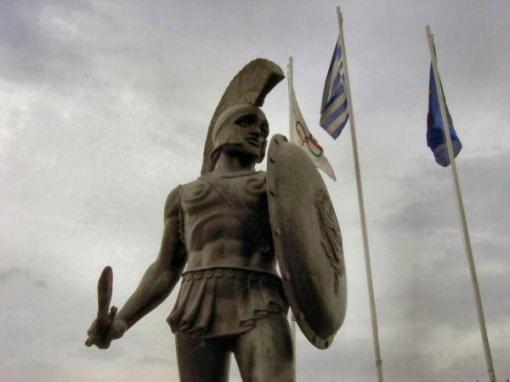 Тиндарей, царь Спарты, отец Диоскуров