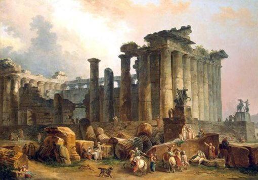 Термин, бог границ и частной собственности