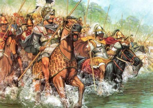 Фронтис, кормчий царя Менелая