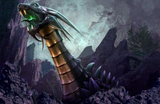 Харибда, жадное морское чудовище и опасный водоворот