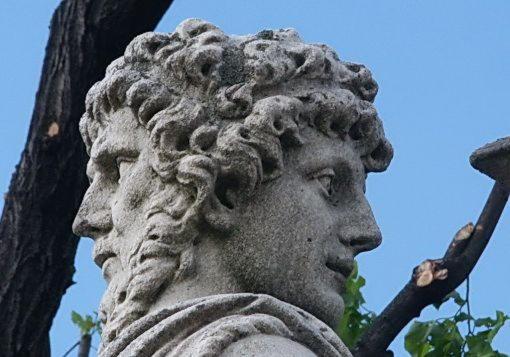 Янус, бог начала, дверей и ворот