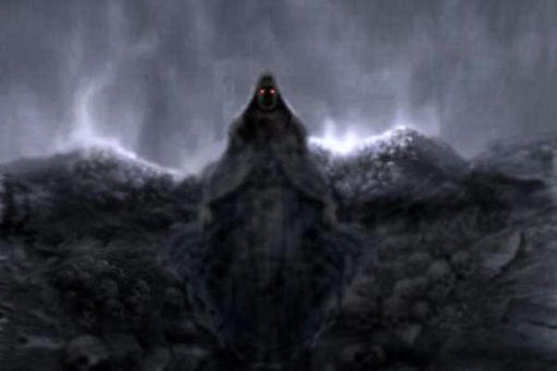 Тартар, бог бездонной пропасти и сама эта пропасть вечной тьмы