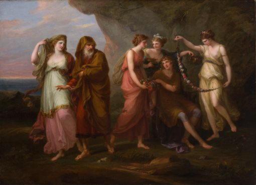 Телемах (Телемак), сын Одиссея