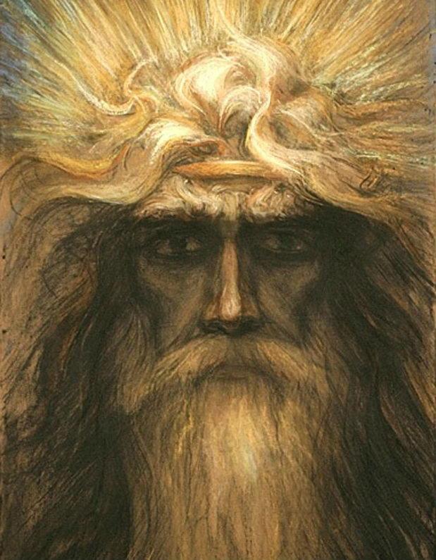 Род верховный бог славян