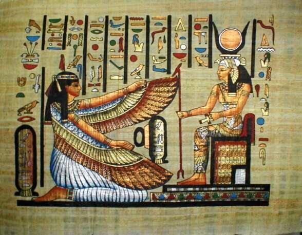 Мифы Древнего Египта ч.3
