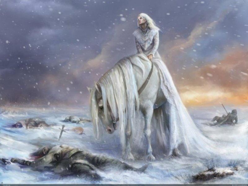 Мара — славянская богиня Зимы, Смерти, Жизни
