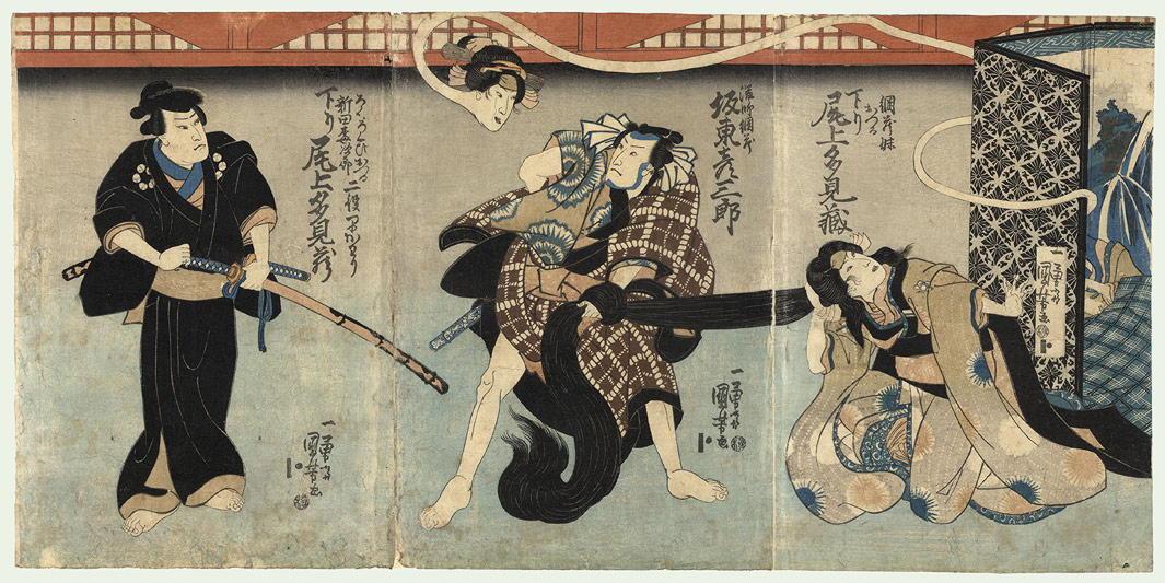 Рокурокуби и нукекуби — загадочные существа Японии