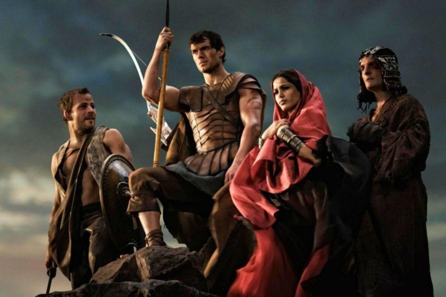 Тесей — великий герой, победитель минотавра. ч.3