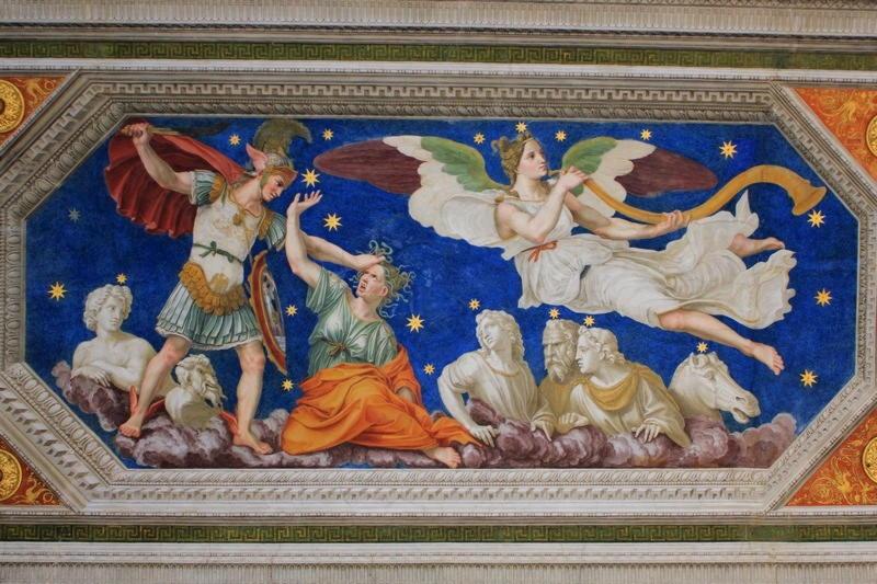 Персей — великий герой греческой мифологии. ч.1