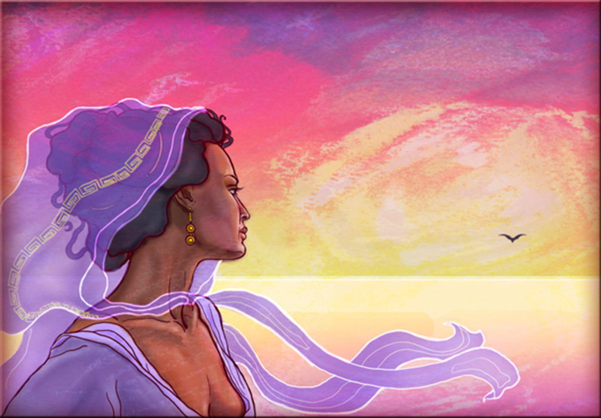 Женская любовь и верность в образе Пенелопы
