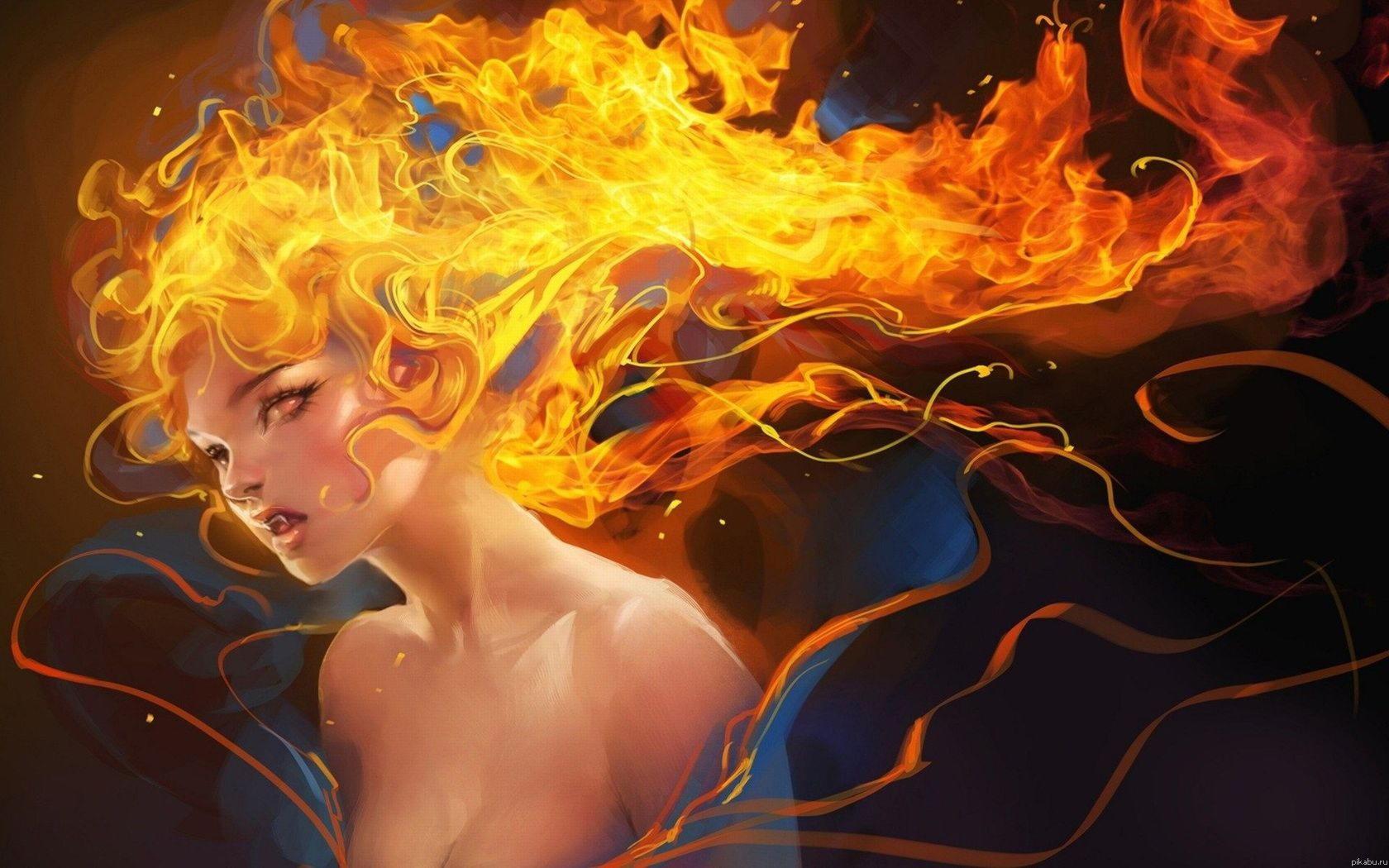 Бригита — кельтская богиня огня, хранительница всех богов