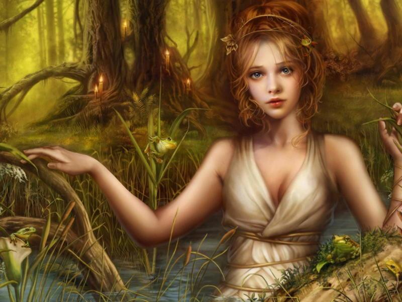 Тацита — римская богиня молчания