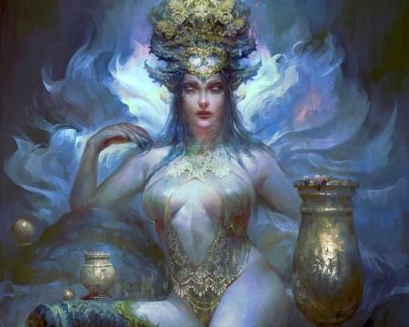 Боги смерти в разных культурах. Ч.2