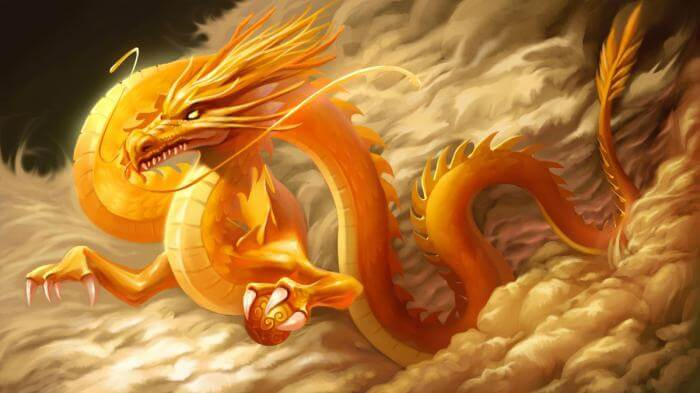 Легенда о Золотом Драконе