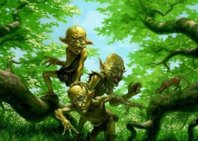 Гоблины в английской мифологии